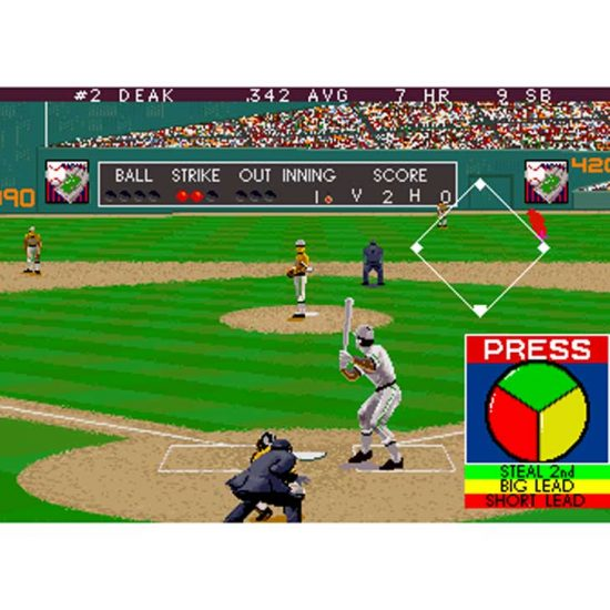 Relief Pitcher screenshot