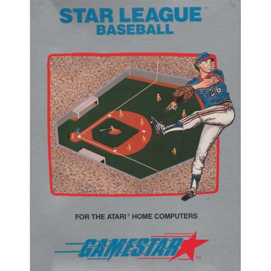 Star League Baseball (1984)