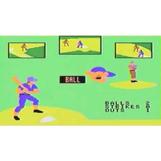 Super Action Baseball screenshot