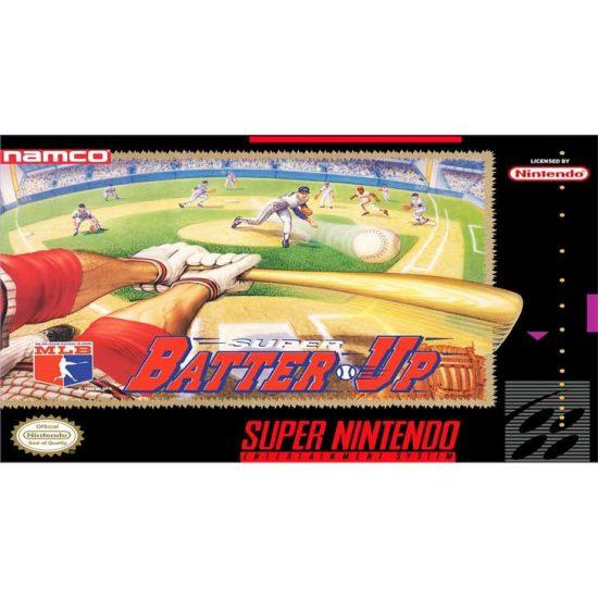 Super Batter Up by NAMCO