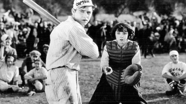 The Busher, baseball movie