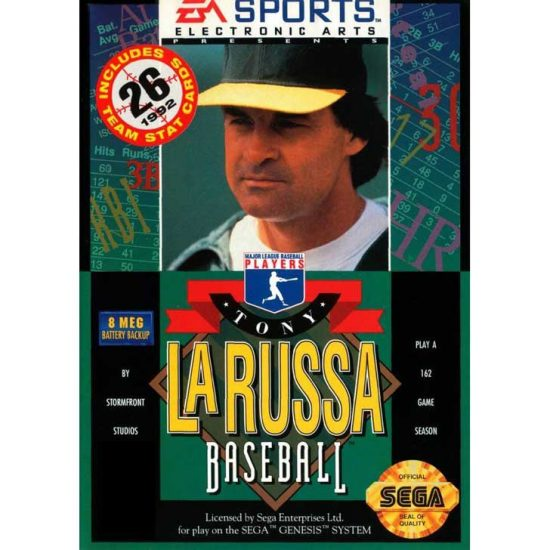 Tony La Russa Baseball (1993)