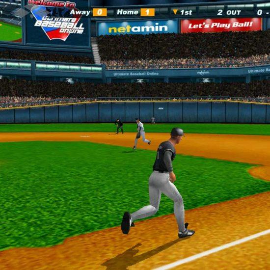 Ultimate Baseball Online Screenshot