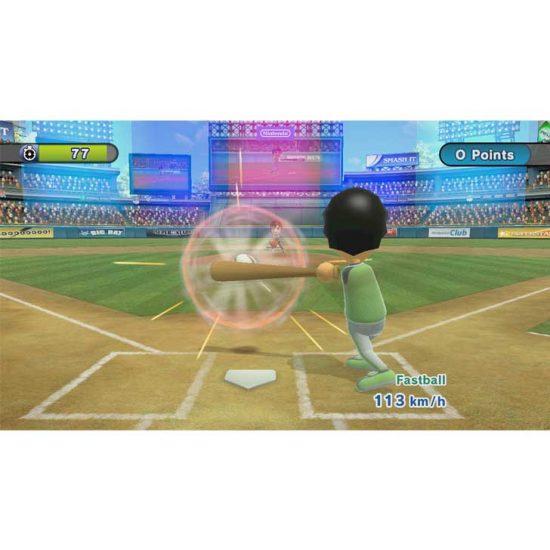 Wii Sports Club Baseball screenshot