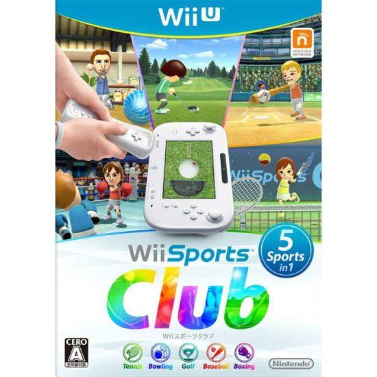 Wii Sports Baseball Club